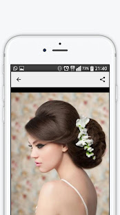 Wedding hairstyles 2018 2.2 Screenshots 12