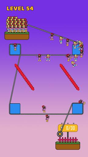 Rope Rescue! - Unique Puzzle  Screenshots 3