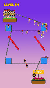 Rope Rescue! – Unique Puzzle Mod Apk 1.0.6 3