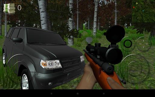 Russian Hunting 4x4 apkdebit screenshots 20