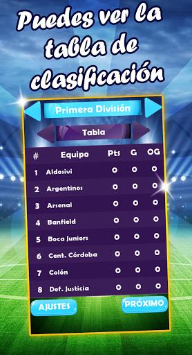 Air Superliga  -  Fu00fatbol Argentino Juego 2020 ud83cudde6ud83cuddf7 1.3 screenshots 6