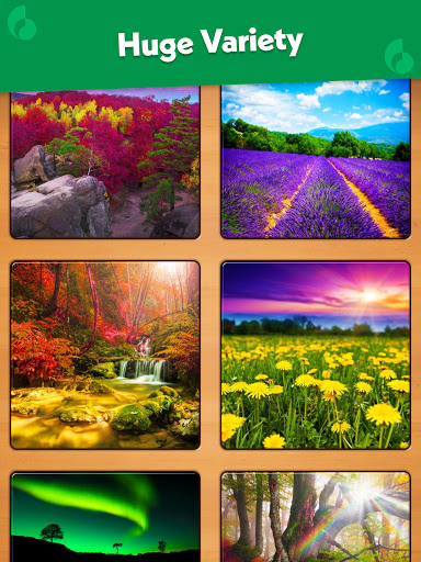 Jigsaw Puzzle: Create Pictures with Wood Pieces Apkfinish screenshots 18