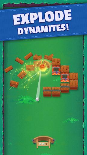 Bouncefield: Arkanoid Bricks Breaker 1.3.3 screenshots 4