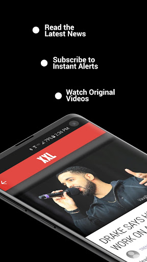 XXL - Hip-Hop News, Rap Music android2mod screenshots 1