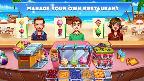 Кулинарный фестиваль: лучший ресторан и кулинария 1.57 APK + Мод (Unlimited money) за Android