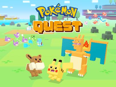 Baixar Pokémon Quest MOD APK 1.0.4 – {Versão atualizada} 5