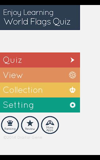 Enjoy Learning World Flags Quiz  screenshots 11