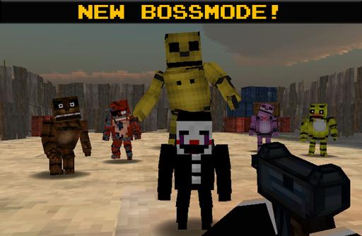 Pixel Gunner  screenshots 4