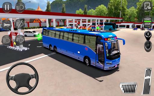 Euro Coach Bus Simulator 2020 : Bus Driving Games  Screenshots 15