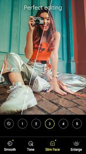 Galaxy S21 Ultra Camera - Camera 8K for S21 4.2.5 Screenshots 2