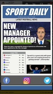Club Soccer Director 2021 – Soccer Club Manager (Unlimited Money) 3