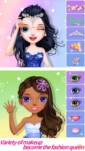 ud83dudc78ud83dudc84Princess Makeup Salon android2mod screenshots 22