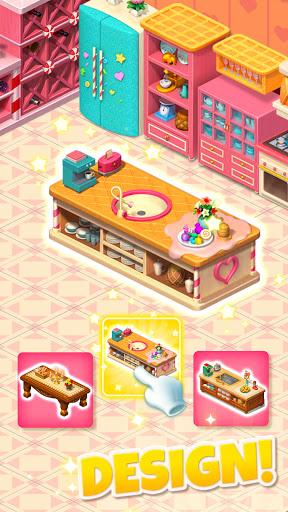 Candy Legend: Manor Design 123 screenshots 2