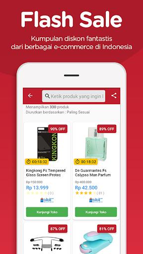 telunjuk.com - price comparison screenshot 2