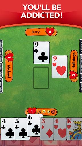 Hearts - Card Game Classic apktram screenshots 5