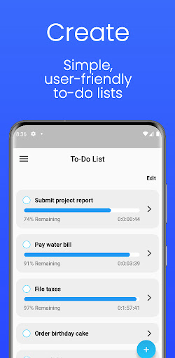 TallTaskk: To-Do List