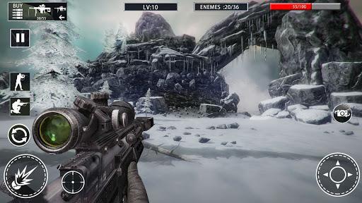 Kill Shot SWAT: Elite 3D Fps Shooting Sniper Game 0.1 screenshots 2
