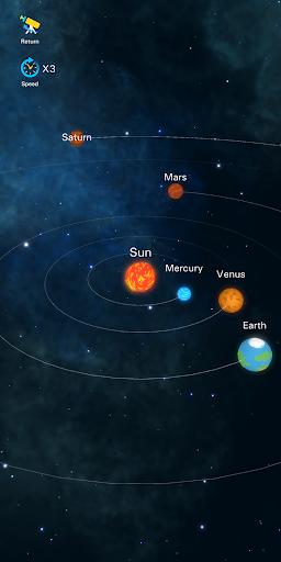 Idle Galaxy-Planet Creator 1.0.4 screenshots 3