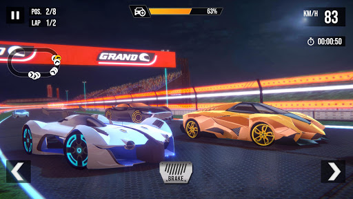 REAL Fast Car Racing: Race Cars in Street Traffic 1.2 screenshots 4