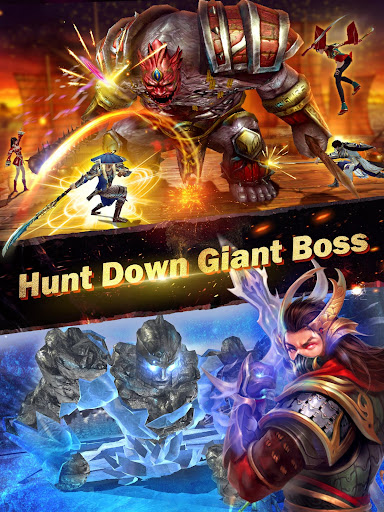 Dynasty Legends: True Hero Rises from Chaos Apkfinish screenshots 8