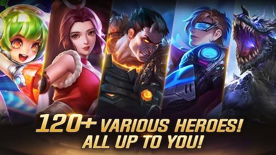 Heroes Evolved Mod Apk (Map Hack/Show Enemy) 3