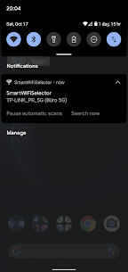 Smart WiFi Selector: connects to strongest WiFi 2.3.5.1 Apk 4