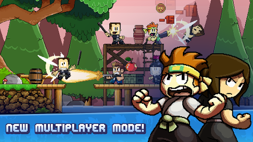 Dan the Man: Action Platformer 1.7.04 screenshots 4