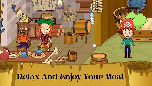 My Pirate Town - Sea Treasure Island Quest Games 1.4 Screenshots 9