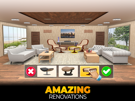 My Home Makeover Design: Dream House of Word Games 1.5 screenshots 4