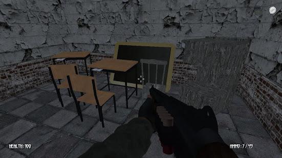 Slendergirl Must Die: The School