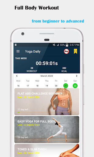 Download APK: Yoga Home Workouts – Yoga Daily For Beginners v1.69 [Pro]