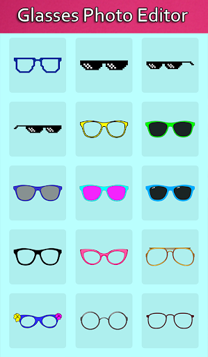 Glasses Photo Editor  Screenshots 10