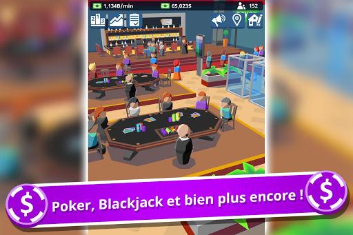 Télécharger Idle Casino Manager - Magnat d'entreprise: Clicker apk mod screenshots 5