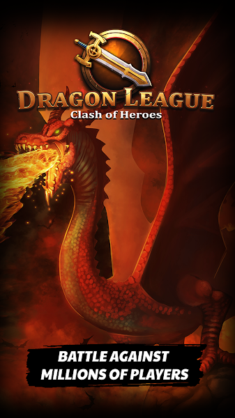 Dragon League - Epic Cards Heroes