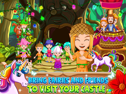 My Little Princess Fairy - Girls Game  screenshots 10