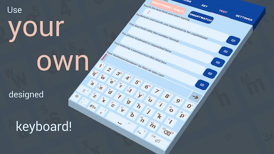 Keyboard Designer: Create and design keyboards