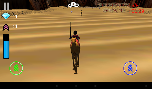 Camel race 3D For PC Windows (7, 8, 10, 10X) & Mac Computer Image Number- 6