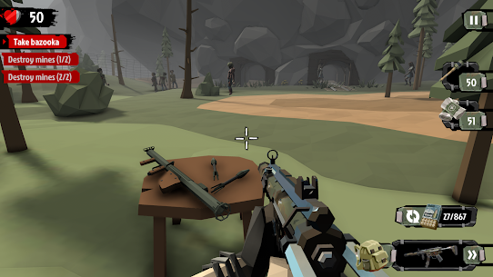 The Walking Zombie 2 Mod Android 4