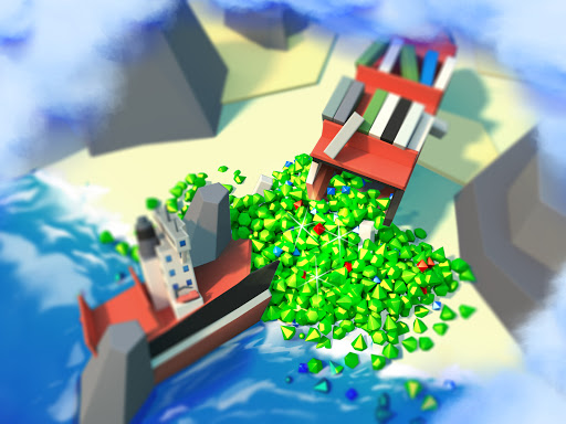 Sea Port: Cargo Ship & Town Build Tycoon Strategy 1.0.153 screenshots 22