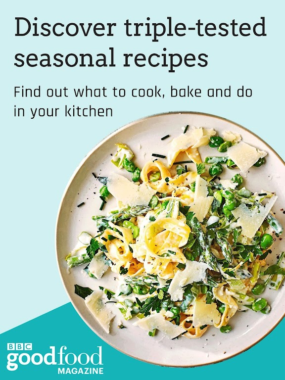 BBC Good Food Magazine - Home Cooking Recipes  poster 16
