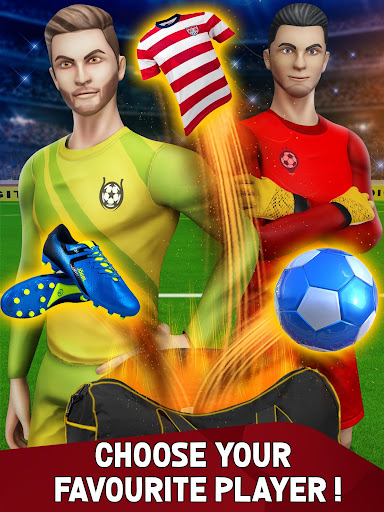 Soccer Kicks Strike: Mini Flick Football Games 3D modavailable screenshots 9