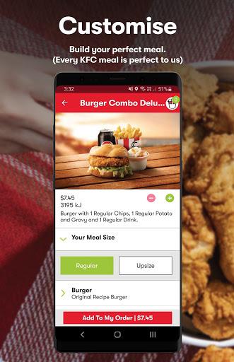 KFC - Order On The Go 20.4.0 Screenshots 2