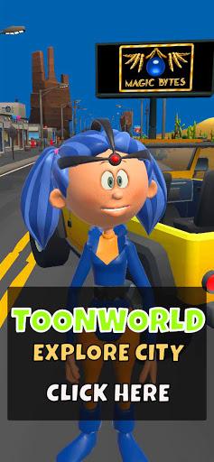 Code Triche Toonworld APK MOD (Astuce) screenshots 1