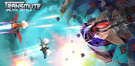 Transmute: Galaxy Battle  screenshots 8