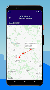 KOLEO - PKP (Polish Railways) timetable