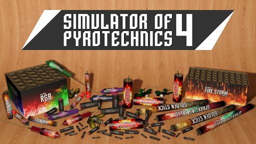Simulator Of Pyrotechnics 4  Screenshots 1