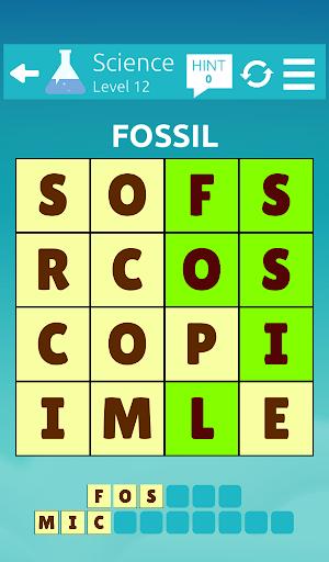 Word Swipe - Connect the Scrambled Mystery Words  screenshots 24
