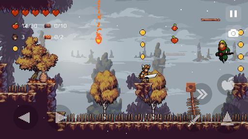 Apple Knight: Action Platformer  screenshots 6