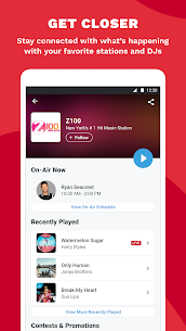 iHeartRadio Mod Apk: Radio, Podcasts 10.2.0 (Ad-Free) 6