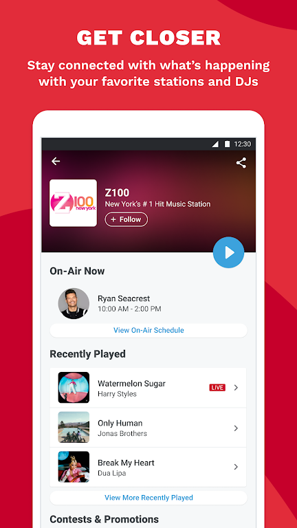 iHeartRadio: Radio, Podcasts & Music On Demand poster 5